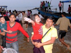 Dead As Boat Capsizes In Odishas Hirakud Reservoir