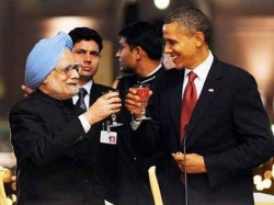 Rs 3 4 Crore Thats How Much Obama Spent On Hosting Manmohan Singh