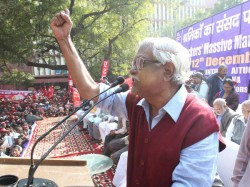 Veteran Cpi Mp Gurudas Dasgupta Decides To Quit Parliamentary Politic