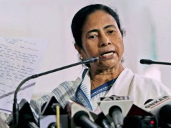Telangana Bill Unconstitutional Mamata Banerjee Lambasts Cong Bjp
