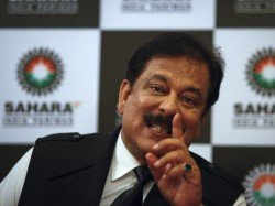 Sahara Chief Surrendered Before Police In Lucknow Arrested