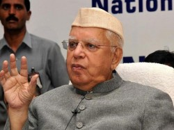 Veteran Congress Leader Nd Tiwari Accepts Rohit Shekhar As His Son