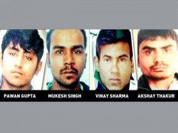 Nirbhaya Case Hc Upholds Death Sentence Of Four Convicts