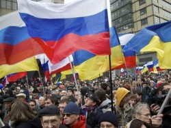 Crimea Votes Yes To Reunification With Russia In Referendum