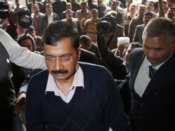 Bjp Files Complaint Against Kejriwal With Election Officials