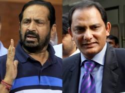Congress Drops Suresh Kalmadi Shifts Mohammad Azharuddin
