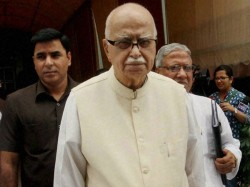 Not Bhopal Advani Picks Gandhinagar For Lok Sabha Election