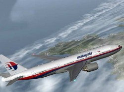 Missing Malaysian Flight Mh370 Crashed Indian Ocean Informs Pm