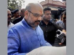 Fir Registered Against Amit Shah