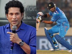 Sachin Tendulkar Bats For Yuvraj Singh Says Dont Crucify Him