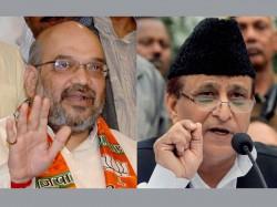 Ec Lifts Ban Allows Amit Shah To Campaign In Uttar Pradesh