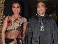 Rani Mukerji Weds Aditya Chopra In Italy