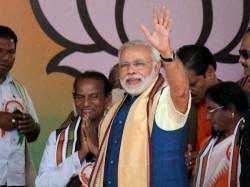 Narendra Modi To Campaign In Support Of Bappi Lahiri On April