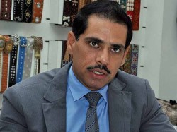 Bjp Sharpens Attack Against Robert Vadra Releases Video On Land Scam