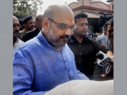 Amit Shah Says Azamgarh A Base Of Terrorists Political Parties Angry