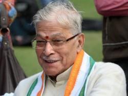 No Discontent Over Vacating Varanasi For Modi Says Mm Joshi