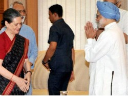 Rahul Skips Manmohans Farewell Dinner Hosted By Sonia