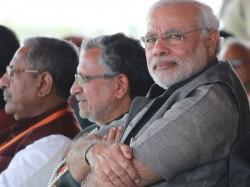 Narendra Modi To Resign As Gujarat Cm