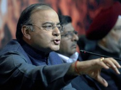 Containing Price Rise Is The First Priority Arun Jaitley Takes Charge Of Fm