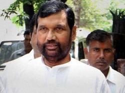 Ram Vilas Paswan A Prominent Dalit Face Of Narendra Modi Govt