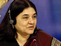 For Speedy Actiongovt To Set Up Rape Crisis Cell Maneka