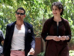 Priyanka Gandhi Vadra Writes To Spg For Withdrawal Airport Privileges For Family