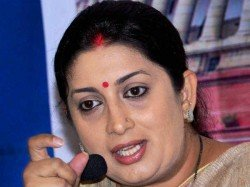 Smriti Irani Urges Reinstatement Of Five Suspended Du Officials