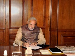 Narendra Modi Writes To Youngster Fan In Reply