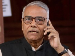 Bjp Leader Yashwant Sinha Arrested Sent To Jail