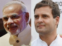 Wipes Out Ugly Past Narendra Modi Gives Rahul Gandhi A Warm Welcome