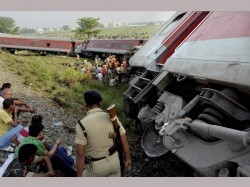 Rajdhani Express Derailment The Album Of Horror