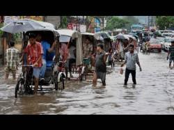 Guwahati Inundated After A Heavy Rainfall An Album