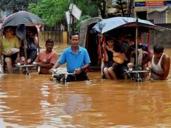 Flash Floods Assam Guwahati