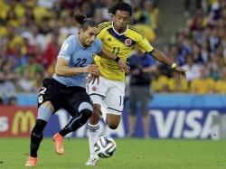 Wc 2014 Rodriguez Eclipses Sarez Sets Up Clash With Brazil