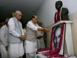 We Shall Fulfill His Ideals Narendra Modi Pledges On Sp Mukherjees Birthday