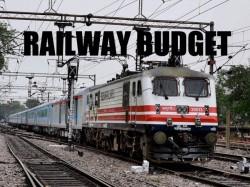 Railway Budget 2014 At A Glance