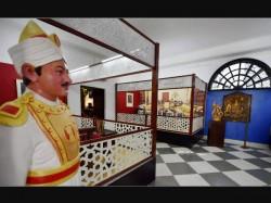 Pranab Mukherjee Inaugurates Museum At Rashtrapati Bhavan