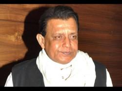 Ed Interrogates Mithun Chakraborty In Saradha Scam