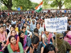 Upsc Protest Csat Test In India Controversy Explained