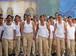 Singham Returns Will Have 2500 Cops In Vests Rather Than Uniform