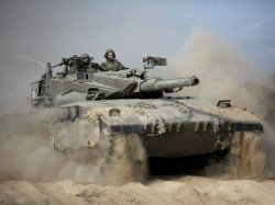 Israel Continues Counter Attack In Gaza Death Toll Rises To