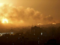 Death Toll Rises To 548 United States And Uk Support Israels Right To Defend