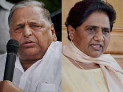 Mulayam Is Ready For Alliance With Bsp But Mayawati Rules Out Alliance With Sp