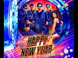 Shahrukh Khan Reveals What Happy New Year Is All About