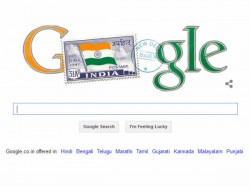 Google Celebrates Indias Independence Day With A Doodle