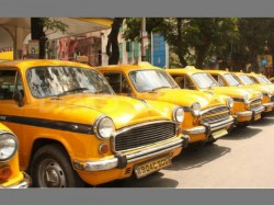 Kolkata Taxi Drivers Go On Strike Again People In Trouble