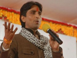 Bjp Offered Me Delhi Cm S Post Aap Leader Kumar Vishwas
