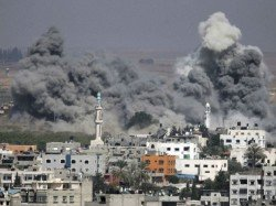 Death Toll In Gaza Crosses 1700 Military Strikes To Continue Says Israel