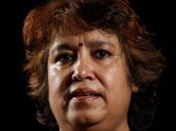 Govt Grants One Year Visa To Taslima Nasreen