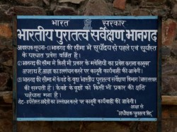 Even Govt Disallow Tourists From Entering Bhangarh After Sunset